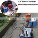 Hot sale DUK-2A underground water detection equipment