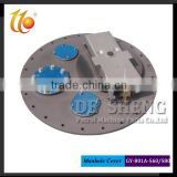 Factory seller aluminum alloy manhole cover for oil tank car