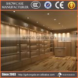 High quality all aluminum shoes shop equipment counter design