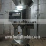 Automatic powder filler for tin can round canisters,bottle jar dry powder filling machine,jar dry