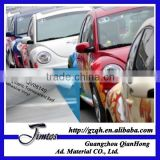 oem pvc vinyl adhesive film for car covering