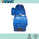 High Quality SEW parallel shaft helical gear motor