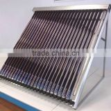 BTE Solar U pipe Solar Collector with CE/Solar Key Mark Certificate                                                                         Quality Choice