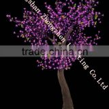 Wholesale white led cherry blossom tree light for wedding event decoration outdoor led tree lights