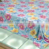100% polyester material printing coral fleece blanket