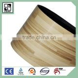 Demax supply Factory direct sale 9*36*3.0mm waterproof wood texture pvc flooring with factory price