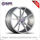 car rims made in china by CGCG Semi Forged alloy wheel 22 inch CGCG226
