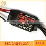 Hobbywing Skywalker 20A Electronic Brushless Electronic Speed Controller ESC for Drone Quadcopter