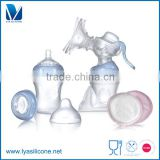 OEM/ODM Electric & Manual Single & Double Silicone Breast Pump Electric Manufacturer Silicone Breast Pump