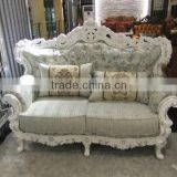 dubai sofa furniture , antique french sofa , furniture baroque fabric sofa DXY-833#