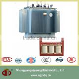 power amorphous alloy electric transformer
