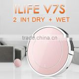 ILife V7 Pro CHUWI V7S 2 in 1 Wet Robot Vacuum Cleaner for Home Wet Dry Clean Water Tank Double Filter Ciff Sensor Self Charge