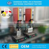 High Frequency Pneumatic Mobile Phone Charger Ultrasonic Plastic Welding Making Machine Welder