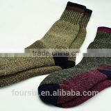 wool socks warm hiking sport fashion