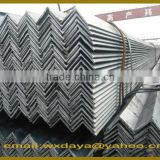 Hot rolled and pickled SS 316L angle bar/angle steel/angle iron sizes,manufacture direct sale
