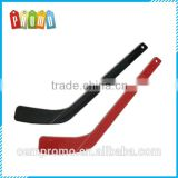 Promotional Printed Plastic Mini Field hockey sticks