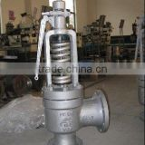 High quality high temperature alloy safety valve