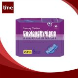 Super absorbent high quality competitive price sanitary napkins/sanitary pads