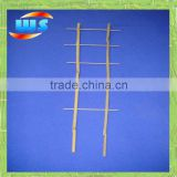 Bamboo fence for garden decoration