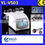10MHz 2015 Promotion YL-VS03 Ultrasonic Liposuction Cavitation Slimming Machine CE Approved Slimming Machine For Home Use