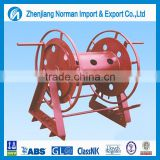 Marine Mooring Synthetic Fiber Rope Reel