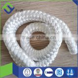 High quality synthetic 10mm 500m double braided nylon sailing boat winch rope