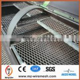 2014 hot sale Mesh expanding metal 32mm x 12mm gal finish 30cm x 60cm/expanded grating for Expanded Steel basket alibaba express