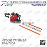Backpack gasoline hedge trimmer / grass trimmer garden tool