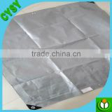 Waterproof Orange Blue Polyethylene Tarpaulin / PE Tarps Fabric / Canvas / Sheet / Roll for Truck Cover& Boat