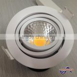 Dimmable 10W IP65 waterproof led downlight
