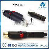 YZ-818-1Pen Style Butane Torch Jet Flame Gas Refillable Lighter Torch Windproof incense burner