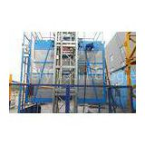 Rack and Pinion Building Material Hoisting Equipment / Construction Lift 1T - 3.2 Ton