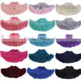 Tutu Fluffy Party Skirt Soft Princess Ballet Pettiskirt Dancewear