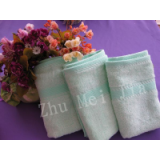 Bamboo fiber child-towel