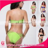 high quality crochet bikini bottom hollow swimwear bikini for trendy women