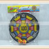 Fabric dart board target shooting toys
