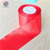 4 Inch Double Side Faced Gift Polyester Satin Ribbon