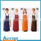 wholesale chef kitchen apron for advertising use