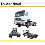 371HP Howo 6x4 10 wheel tractor head for sale