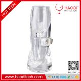 HD-XJ0003 High Transparent Red Wine Aerator with High Acrylic Stylish Transparent Design