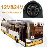 2015 new 24V 9IR lens bus night vision reversing camera