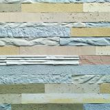 mixed long strip stone Retro-style Natural Style Environmental Protection Building Material Soft Tile