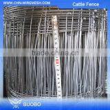 Standard Welded Galvanized Cattle Fence Galvanized Horse Panel Hot Dipped Galvanized Fencing Panels