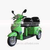 double seat 600w electric scooter with roof