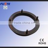 Custom rubber motor gasket,EPDM material, ROHS and REACH compliant