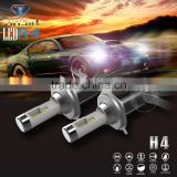 New products led headlamp bulb 12 volt led lights automobile led headlight with customized chip