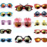 TF-02160520006 wholesales New Fashion Baby Kids Sunglasses Style Brand Design Children Cool Sun Glasses