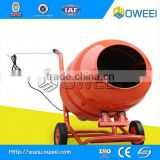 China hot selling home Small Concrete Cement cement mixer for wheel loader for construction