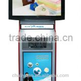 Internet Connected Advertising Phone Charging Kiosk, advertising and mobile phone charging station