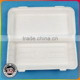 Bagasse food containers pure sugar cane products                                                                         Quality Choice